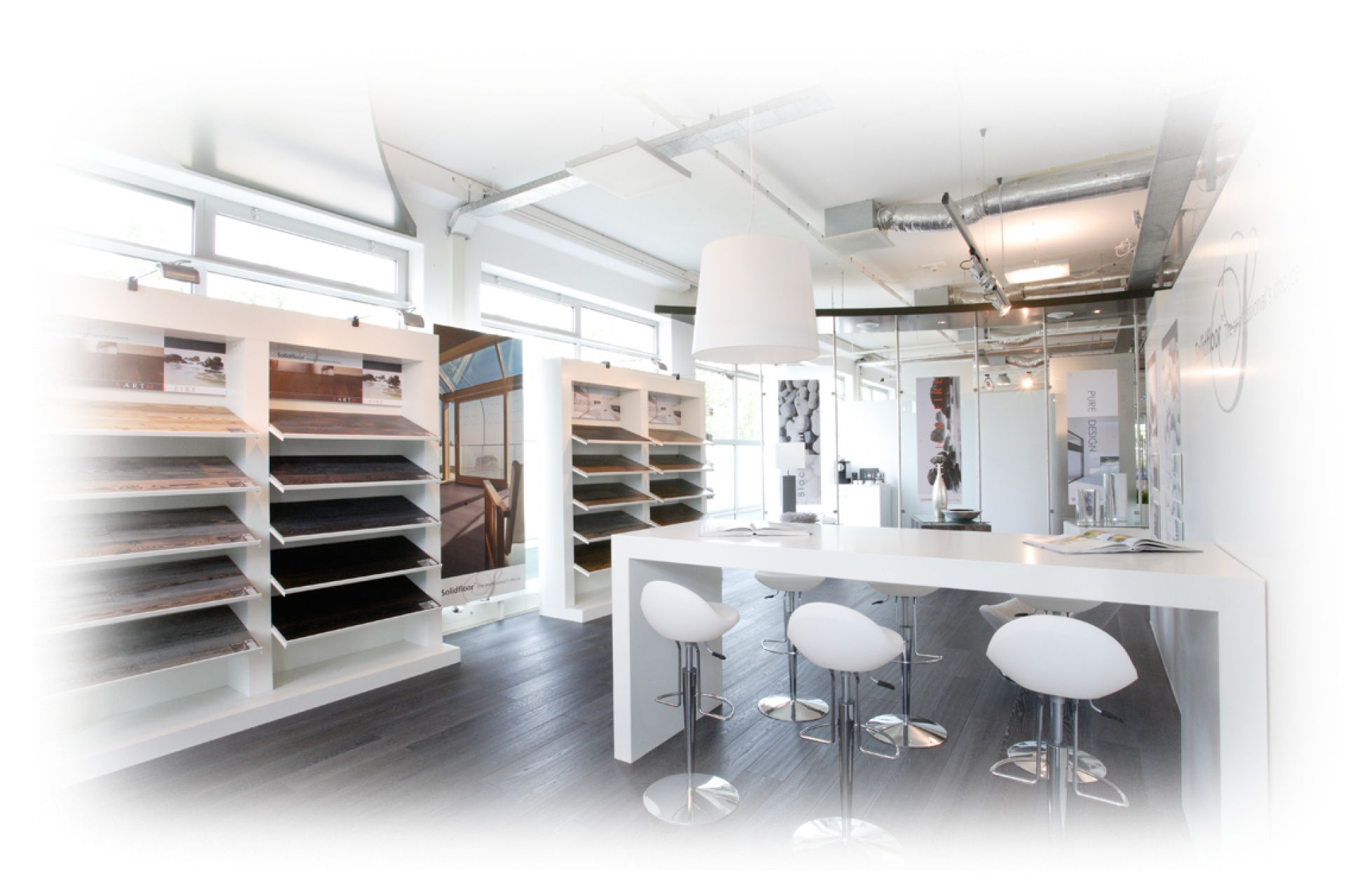 SOLIDFLOOR - Amsterdam Showroom