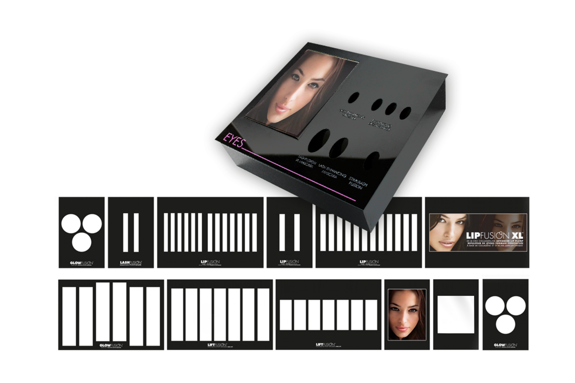 LECO and FUSION Beauty - Product modules
