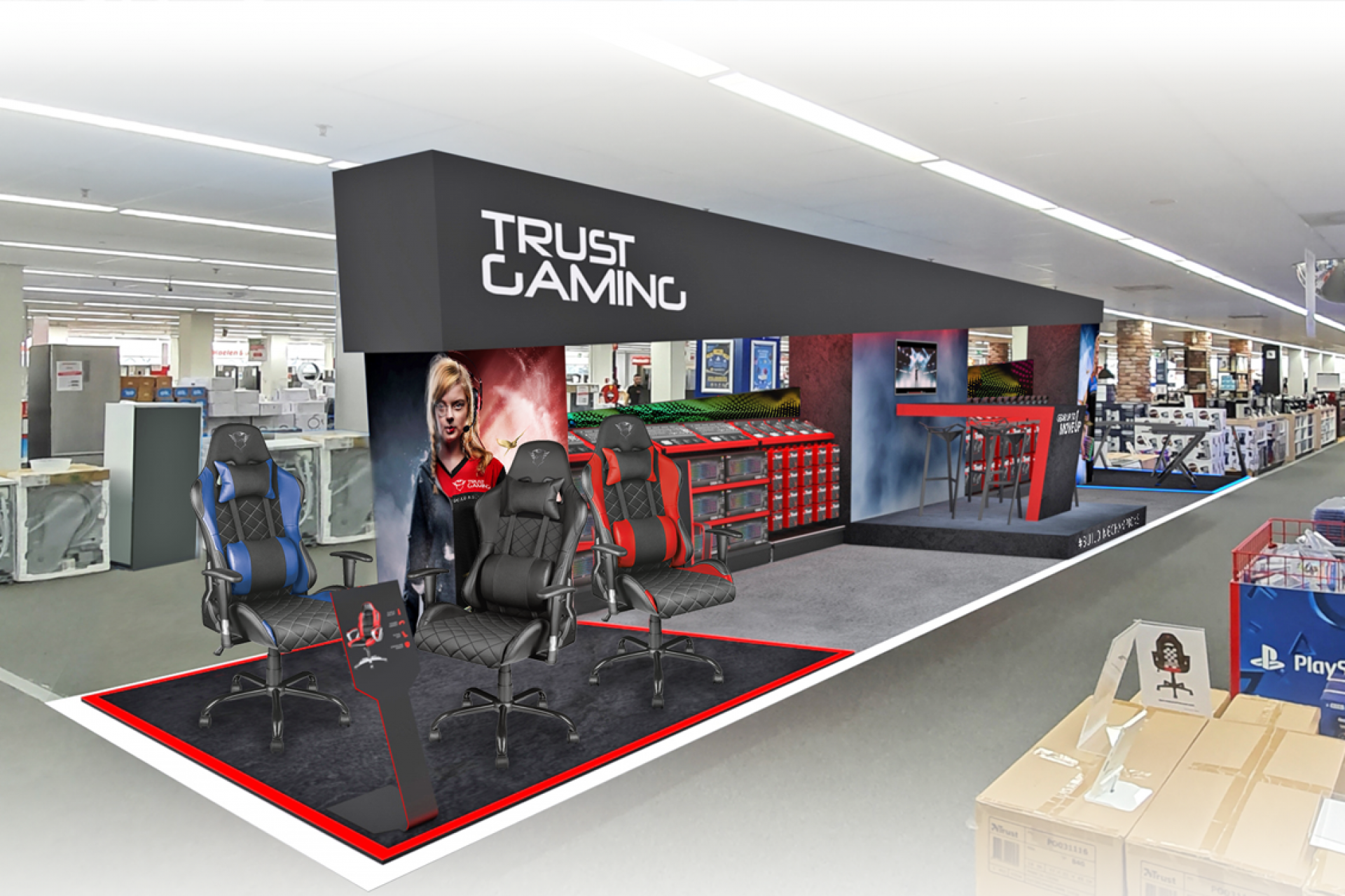 TRUST - Gamechanging Retail Presentation