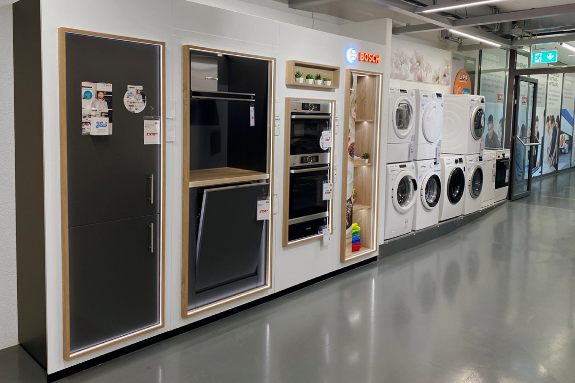 BOSCH - Appliance modules