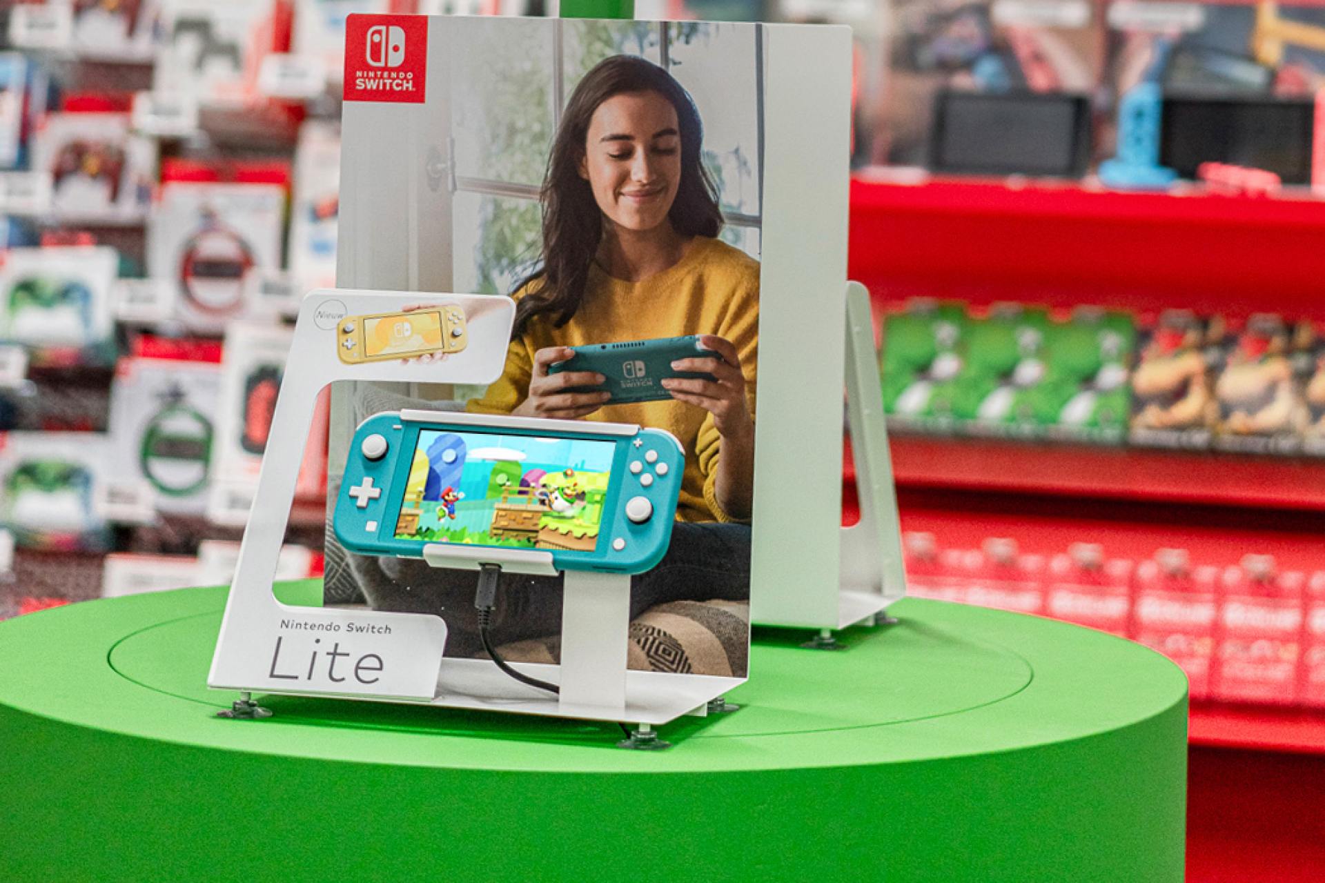 NINTENDO - Switch Shop System